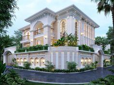 Jasa Arsitek Jakarta Utara Desain Rumah Bapak William Jasa arsitek desain rumah berkualitas, desain villa bali modern tropis, profesional berpengalaman dari Emporio Architect.