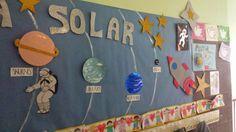 sistema solar mural - Buscar con Google