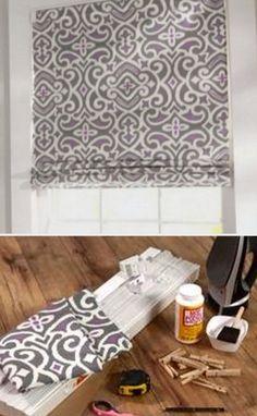 DIY: Φτιάξτε μόνοι σας ΚΟΥΡΤΙΝΕΣ τύπου ΡΟΜΑΝ | ΣΟΥΛΟΥΠΩΣΕ ΤΟ