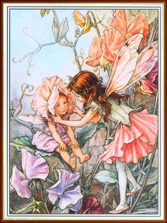 Cicely Mary Barker's Flower faeries