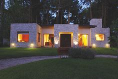 Arquitecto Hugo Zawadzki - Casa estilo Actual
