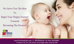 By offering the best & exceptional range of infertility-care treatments, Firm Hospitals will let you to find your blissful life with your child!