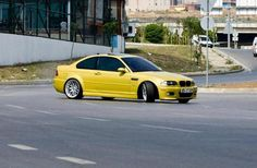 BMW E46 M3 SIDEWAYSSSSS