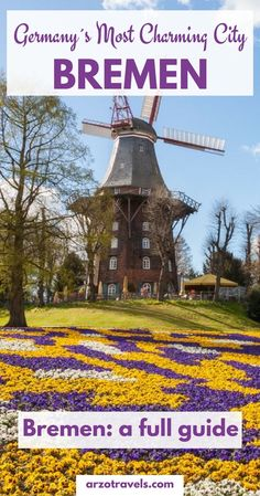 Find out how to spend 2 wonderful days in Bremen, the most charming city in Germany. Travel tips by a local: where to sleep, where to shop, what to see, where to eat.