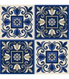Tile Painting, Tile Art, Moroccon Tiles, Decopage, Islamic Art, Pattern Art, Textures Patterns, Coasters, Stencils