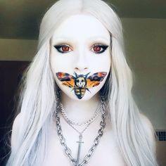 Horror Makeup, Scary Makeup, Sfx Makeup, Makeup Art, Makeup Ideas, Horror Halloween Costumes, Halloween Art, Halloween Costume Makeup, Horror Movie Costumes