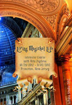 Living Magickal Life