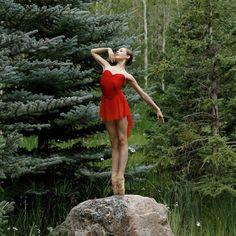 "Juliet Doherty on Instagram: ""over the river & through the woods with @patrickfraserstudio ❤️ @vaildancefest"""