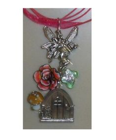 Mystic Faery Leads the Way Necklace - By Elva at ELVA'S MOONLIGHT MADNESS OUTBID BINGO AUCTION ON Sunday, 8/11/2013, 6:15pm. Win $50.