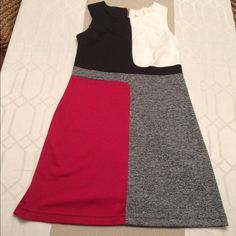 Like new dress - sooooo cute - worn only once! Great condition - only worn one time! Ella &Michelle Dresses