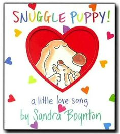 FREE Online Read-A-Loud for Kids: Snuggle Puppy