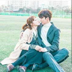 Weightlifting Fairy Kim Bok Joo - the happy ending ❤ Kyung Soo Jin, Nam Joo Hyuk Lee Sung Kyung, Jong Hyuk, Korean Celebrity Couples, Korean Celebrities, Korean Actors, Korean Dramas, Korean Idols, Celebs