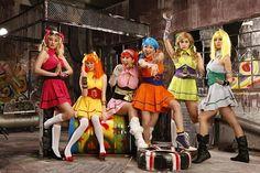 power ranger?  #bubblegang #powerranger Bubble Gang, Power Rangers, Style, Fashion, Swag, Moda, Fashion Styles, Powe Rangers, Fashion Illustrations