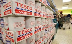 Tesco Value beans.....to illustrate where I work and roughly how much money I have left after paying  my bills   :-(