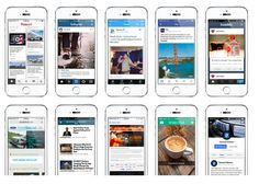 Native advertising.  Mobile finally makes the leap to seamless integration, improving UX.