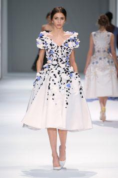 d54d73cbcf2 Ralph   Russo - haute couture SS 2015 Catwalk Fashion