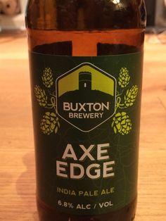 Buxton Brewery Axe Edge IPA, 6.8%  Buxton, Derbyshire