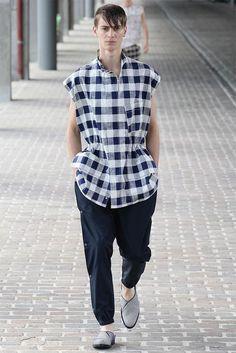 Male Fashion Trends: 3.1 Phillip Lim Spring/Summer 2014 - París Fashion Week #PFW