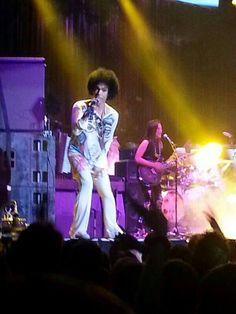 Prince. N.E.C. Birmingham. 16.05.14 beautiful, strange oh so heart warming
