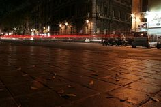 Piazza Garibaldi, Catania  #sicily #italy #street #nightlife