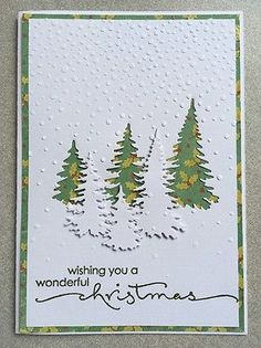 Diy Holiday Cards, Simple Christmas Cards, Homemade Christmas Cards, Christmas Cards To Make, Xmas Cards, Homemade Cards, Handmade Christmas, Cricut Christmas Cards, Hand Made Greeting Cards