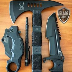 Ready for the next zombie apocalypse? Follow @blade.addict for some insane tactical items and knives.  Best prices and guaranteed satisfaction!  HUGE SALE!!!! Save 50% OFF from market value. Shop here  ✅✅WWW.MEGAKNIFE.COM✅✅ Connect here  @blade.addict--------@megaknife ------- ⚔⚔⚔ ✅✅WWW.MEGAKNIFE.COM✅✅