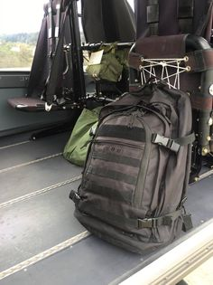 Bugout Bag by Kyle J.