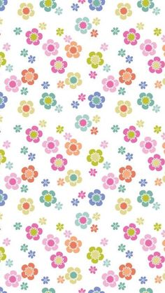 Wallpaper Girly Wallpaper, Vintage Flowers Wallpaper, Beautiful Wallpapers For Iphone, Cute Wallpapers, Cellphone Wallpaper, Iphone Wallpaper, Paper Scrapbook, Scrapbooking, Ipad Background