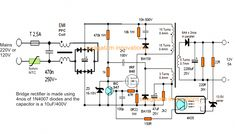 Car Battery Charger Circuit Diagram Pdf | 12v To 230v Inverter Circuit Using Pwm Ic Sg3525 12v Inverter In