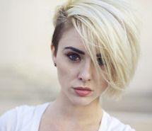 Fabulous Side Shave My Hair And Short Hairstyles On Pinterest Short Hairstyles Gunalazisus