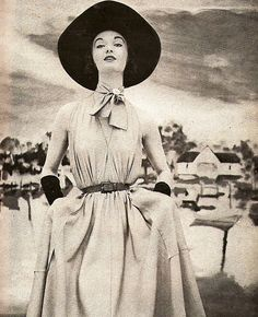 Evelyn Tripp, abt. 1951