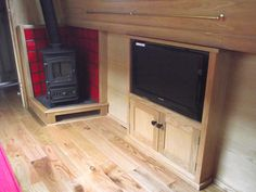 Canal Boat / Narrowboat Televisions - taken by www.thefitoutpontoon.co.uk - The Resource and Directory for Canal Boat Buying, Planning and Building