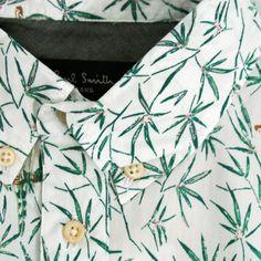 Paul Smith Jeans  Jungle Print Shirt