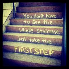 First step should be dubstep