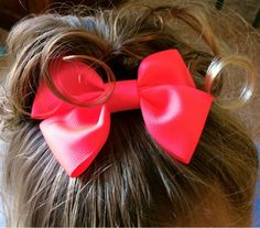 Awesome Bows for beautiful girls, or boys, let them be free to live full of expression.