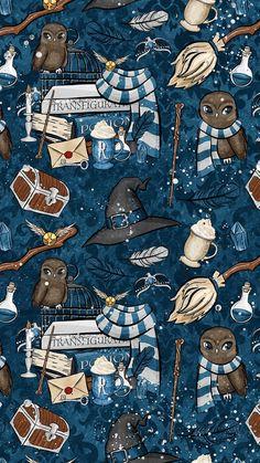 Harry Potter Art, Harry Potter Memes, Harry Potter Hogwarts, Ravenclaw, Harry Potter Background, Harry Potter Wallpaper, Wallpaper Iphone Disney, Aesthetic Backgrounds, Wall Wallpaper