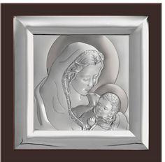 Obrazek Matka Boska z dzieciątkiem -(BC#6366WM) [PasazHandlowy.eu]