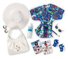 Muneca-Barbie-Basics-Look-coleccion-02-003-paquete-de-accesorio-de-moda-W3339