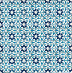 Andalucia Bodegas fired earth tiles by irenepo Pretty Patterns, Tile Patterns, Textures Patterns, Geometric Patterns, Design Patterns, Fired Earth, Portuguese Tiles, Turkish Tiles, Floor Colors