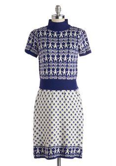 A Means to a Friend Dress, #ModCloth