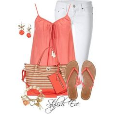 Cute summer date night outfit