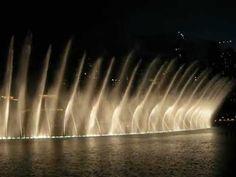 The Dubai Fountain on the backdrop of The Address Downtown Dubai, Souq Al Bahar & Burj Khalifa park http://www.dubaichronicle.com/