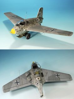 1/32 Meng Me 163B  http://www.network54.com/Forum/47751/message/1402167978/Last+finished-+Me+163B+Meng
