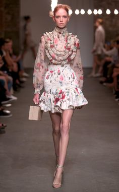Zimmermann from Best Looks at New York Fashion Week Spring 2016 | E! Online