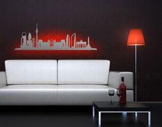 Metallic Skyline Berlin