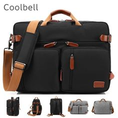 """2018 Coolbell Brand Messenger Backpack For Laptop 15"""",15.6"""",17"""",17.1"""",17.3"""" Notebook Bag, Packsack, Free Drop Shipping 5005  Price: 74.99 & FREE Shipping #computers #shopping #electronics #home #garden #LED #mobiles #rc #security #toys #bargain #coolstuff 