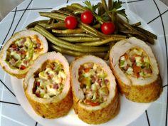 Ínyenc csirkemell recept. Válogass a többi fantasztikus recept közül az Okoskonyha online szakácskönyvében!