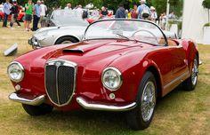 1955 Lancia Aurelia B24S Spider