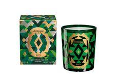 Diptyque bougie vert sapin http://www.vogue.fr/mode/shopping/diaporama/cadeaux-de-noel-feu-vert/10977/image/652984#diptyque-bougie-vert-sapin
