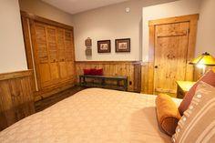Ski Slope klassisch-schlafzimmer